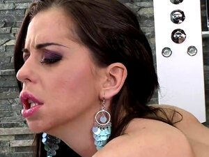 Larissa Dee é Dobro Gorda E Bukkaked, Porn