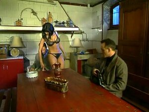 MMF Francês Com Cumshots Porn