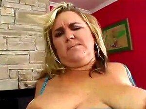 Babe BBW Loira Chupando O Pau Grande Porn