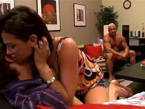 Amp De Mulher; Garoto Na Frente Do Marido Porn