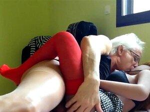Velho E Sua Esposa Fazendo Amor. Pegue Sua Boneca Em Porn
