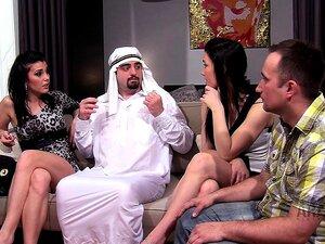 Amante Árabe Cornuda Marido Árabe Escravo Porn