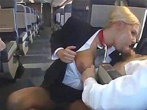 Stewardes Americana De Fantasia Porn