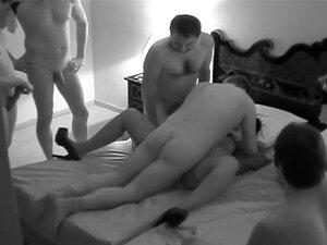 Slutwife Marion Gangbanged Por 10 Caras Porn