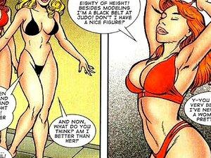 Amp; 039; Melhor Um Amp; 039; Por Don Dutch - Sexo Em Quadrinhos Porn