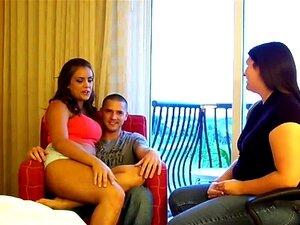 Uma Foda Profunda Para A Katie Cummings Porn