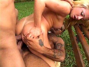 Cenas De Ação Quentes DP Porn