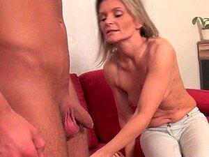 Mãe Madura Sexy Chupa E Fode O Pau Dele Porn
