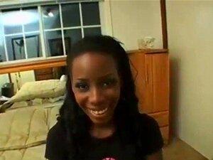 Senhora Negra Dá Boquete Maravilhoso Porn