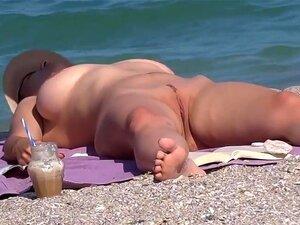 Linda Rapariga Nua Na Praia, Praia Nua Porn