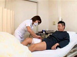 Enfermeira No Hospital Não Pode Resistir Aos Pacientes 4of8 Censurado Ctoan Porn
