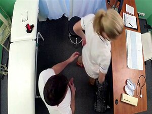 Enfermeira Fode Artesão No Hospital Porn