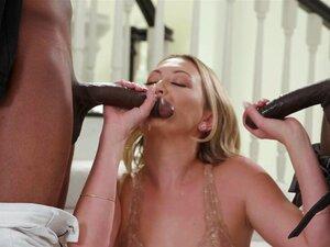 Sexo Interracial A Três Com DP Para A Loira Com Fome De Pénis Adira Allure-Adira Allure, Jax Slayher, Slim Poke Porn