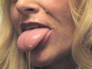 Longo Beijo De Língua - Maduros X Jovens Porn