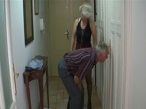 Casal De Velhos Pervertido Divirta-se Com Teen Porn