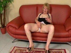 Vovó Velha Peluda Adora Sexo Porn