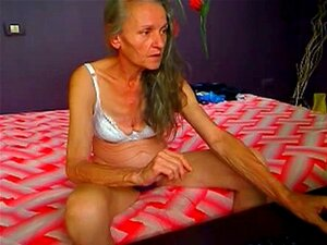Aberrações Da Natureza 174 Anoréxica Vovó Porn