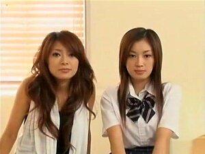 Fabulosa Rapariga Japonesa No Melhor Sexo Em Grupo, Cena De JAV Sem Censura Porn