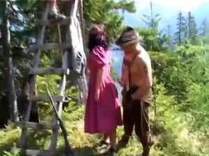 Fuckfest Selvagem Montanha Alemã Porn