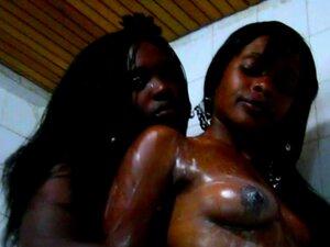 Lésbicas Africanas Amadoras Na Banheira Porn