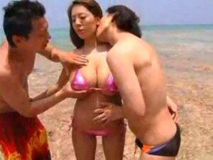 Hitomi Tanaka - Trindade Na Praia - M27 Porn