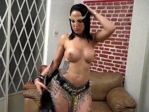 Elisa Sanches Dp Com Dois Negões Porn