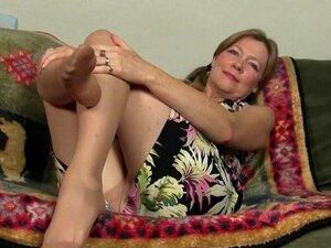 Buceta Da Mãe Fica Tão Molhada Na Meia-calça Porn