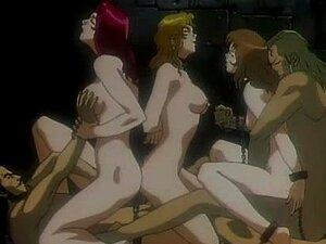 Hentai Meninas Em Correntes Fica Fodido Porn