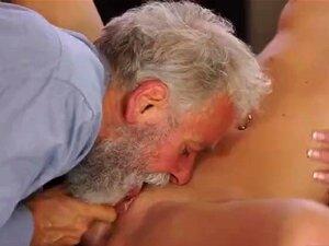 Barba De Homem Velho Geografia Sexual Porn