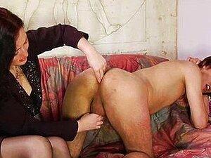 Mulher Dominadora Fode Seu Rabo Porn