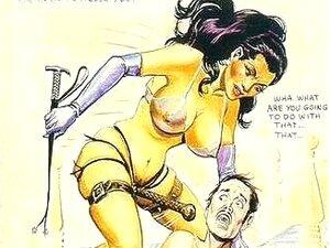 Vindima Mal Sexual Femdom Em Quadrinhos Porn