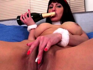 Mãe Boazona Sharon A Brincar Na Neve Porn