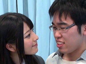 Ai Uehara Gets, Mao Kurata In Virgin Brush Down W Magic Mirror Parte 2 Porn