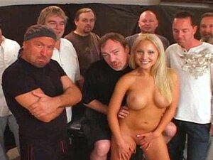 Tampa Bukake Gangbang Festa Jasmim Do Manso Com DirtyD Porn