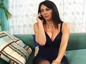 Grandes Tetas Peludas MILF Rayveness Obtém POV Creampie Porn