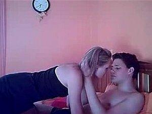 Sexo Real Blonde Teen Namorada Caseiro Amador Com O Namorado Porn