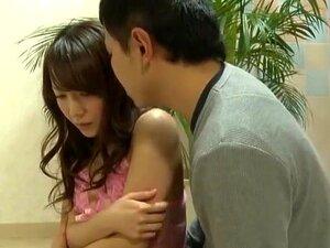 Incríveis Japonês Puta Azusa Ito No Filme JAV Mais Quentes De Mamas Pequenas, Porn