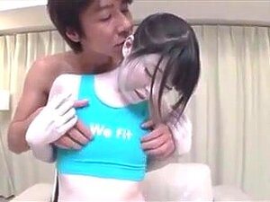 Wii Fit Girl Porn