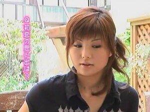 Azumi Harusaki, A Puta Japonesa Mais Quente, Em Incríveis Dildos / Brinquedos, Filme De Lingerie JAV. Porn