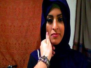 Amadora Árabe Busty Espancou Grosseiramente Porn