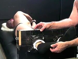 Dog & Franco & In Dark Haired Dude Begging For Mercy While Tied And Tickled-Foot Friends, It Maybe Took A Little Convincing, But Franco Was Able To Lure Dog Back Into His Tickle Torture Chamber. Porn