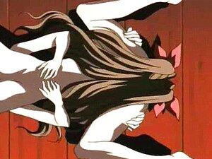 Anime Lésbicas Lambendo Buceta Em 69 Porn