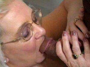Doce Velha Vovó Chupando Porn