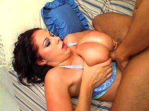 Gianna Michaels, Andrew Andretti; Buried In Tits 2-Scene 1-Rockman Porn