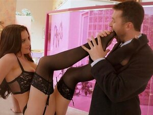 Estrelas Porno Louco Lana Rhoades, James Deen Em Lingerie Mais Quentes, Fetiche Por Pés Xxx Video, Porn