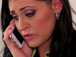Gracie Glam Lesbian Seduces - Porno @ CuloNudo.com