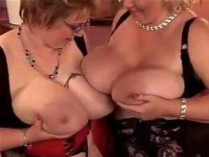 BBW Lésbicas Maduras, Porn