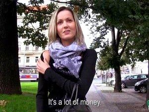 Grão De Blanka Eurobabe Pisca Traseiro Dela E Socado Por Dinheiro Porn