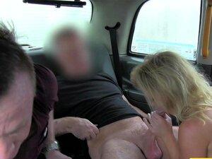 Ação FakeTaxi Trio No Táxi Em Londres Porn