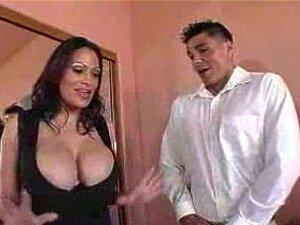 Milf Peituda Ava Lauren Obtém Sua Boceta Apertada Porn